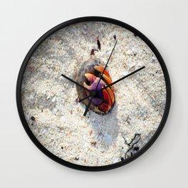 Mackey Durmiente  Wall Clock