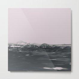 Landscape in Motion Metal Print
