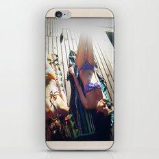Summer Days iPhone & iPod Skin