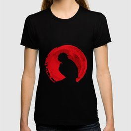 Red L Death note T-shirt