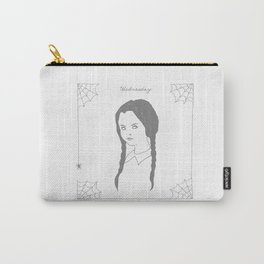 Wednesday Addams Carry-All Pouch