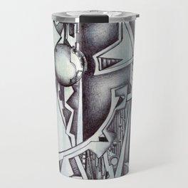 """art deco"" Travel Mug"