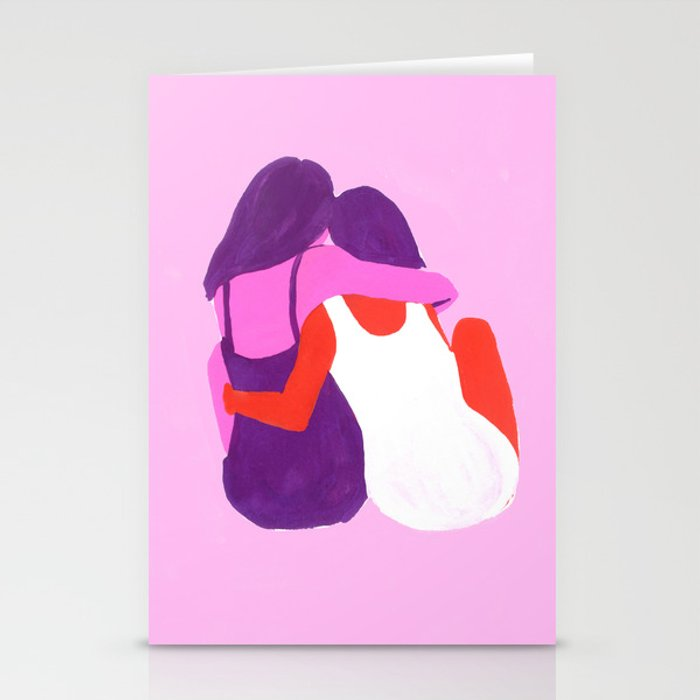 Besties Stationery Cards