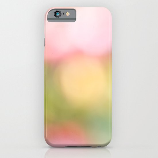 Pastel Bokeh  iPhone & iPod Case