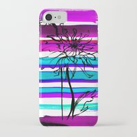 dahlia iPhone & iPod Cases featuring DAHLIA by Emine Ortega