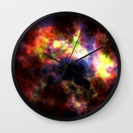outthere Wall Clock