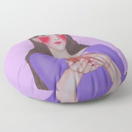 Resilience Floor Pillow
