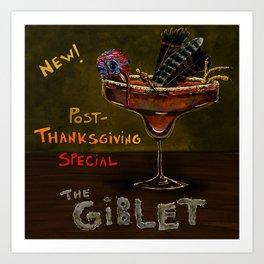 The Giblet Art Print