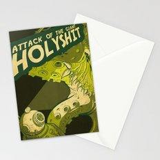 Attack of the Giant Holyshit Stationery Cards