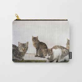 Picture of cats Carry-All Pouch