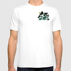 The Epic Climb Mens Fitted Tee SMALL White