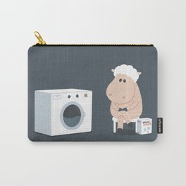 Wool wash Carry-All Pouch