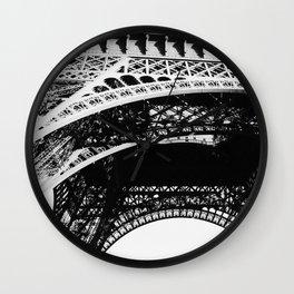La Tour Eiffel/The Eiffel Tower Wall Clock