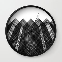 Trump Tower Wall Clock
