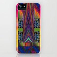 Collaged Again iPhone (5, 5s) Slim Case