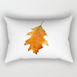 Oak Leaf 2 Rectangular Pillow