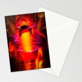 Lighthouse romance Stationery Cards