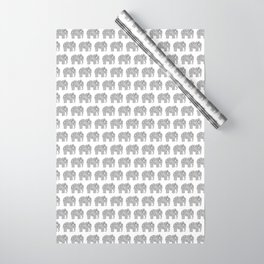 Ampersand Elephant Wrapping Paper