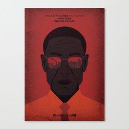 Breaking Bad - Más Canvas Print