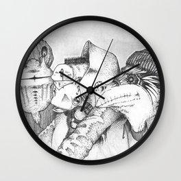 Three Gentlemen Wall Clock