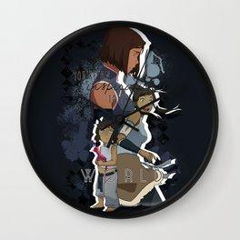 Korra - To The World Wall Clock