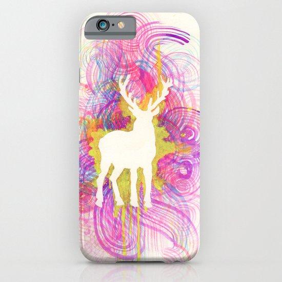 Hipster Deer iPhone & iPod Case