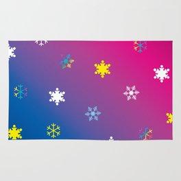 Snowflakes_D Rug