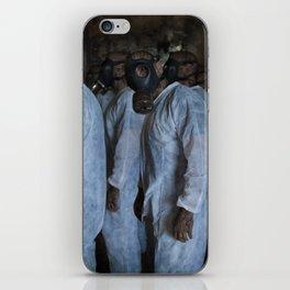 Mustard Gas Mechanics iPhone Skin