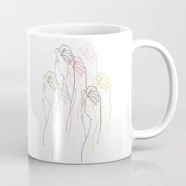 Equality = Feminism Coffee Mug