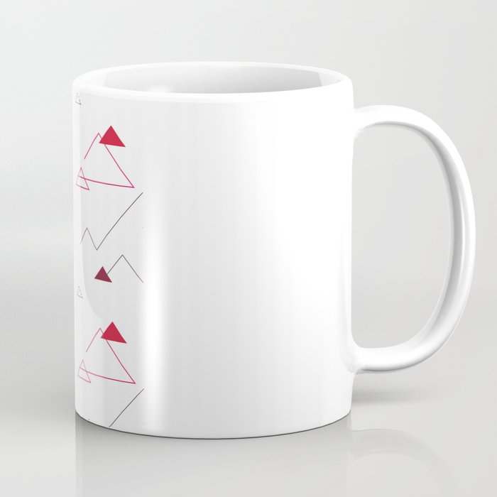 Tree-Angle Coffee Mug