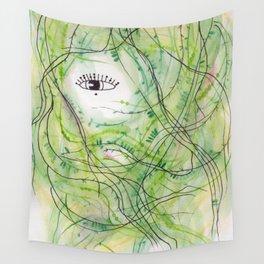 Mermaid Hair (1) Wall Tapestry
