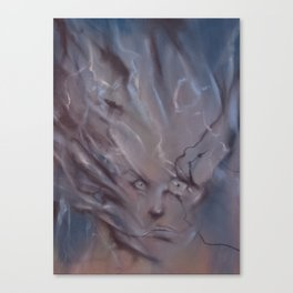 pastel print Canvas Print