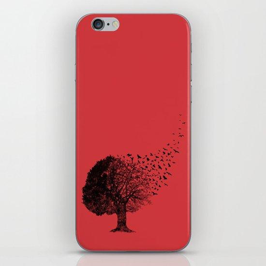 Autumn Birds iPhone & iPod Skin