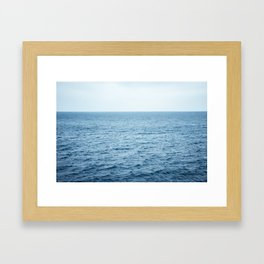 Ocean I Framed Art Print