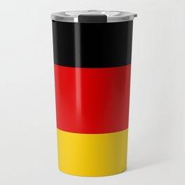 National flag of Germany Travel Mug
