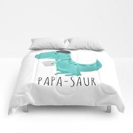 Papa-saur Comforters