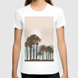 Summer Palm Trees II T-shirt