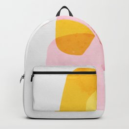 abstract dog Backpack