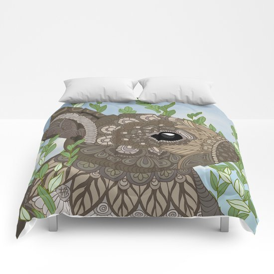 Baby Bunny Comforters