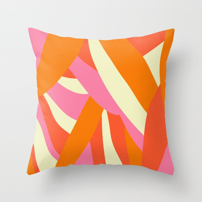 Pucciana Sixties Throw Pillow