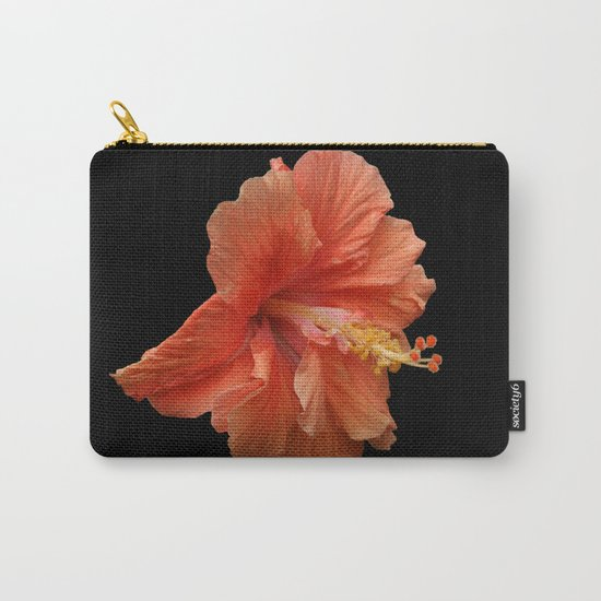 Double Orange Hibiscus DPG160419 Carry-All Pouch