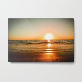 Rota Spain Beach 4 Metal Print