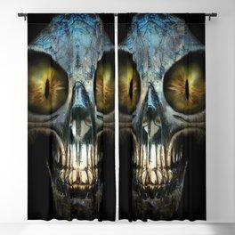 ALIEN NIGHTMARE Blackout Curtain
