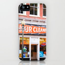 Alterations iPhone Case