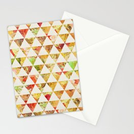 FLORAL FLOWWW SUN Stationery Cards