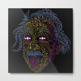 Acid scientist Metal Print
