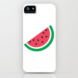 You're One in a Melon iPhone Case