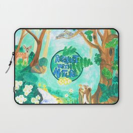 Medilludesign Ecotherapy Forest 2 Laptop Sleeve