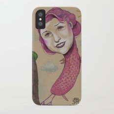 PINK LADY Slim Case iPhone X