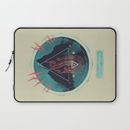 Mountain of Madness Laptop Sleeve